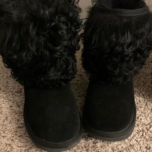 Youth Mongolian ugg boots